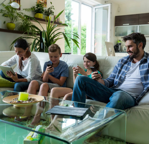Technological Safety in the Home